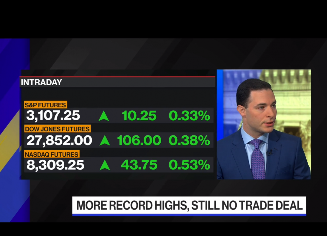 Michael Hans Joins Bloomberg Markets: The Open to Discuss Current Trade Developments