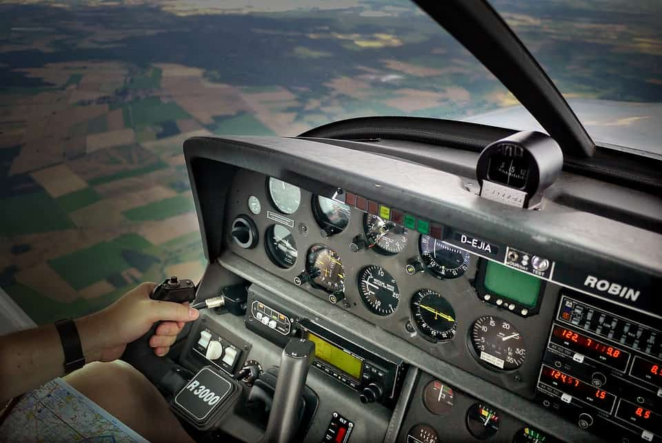 Want To Better Manage Your Business? Take Flying Lessons