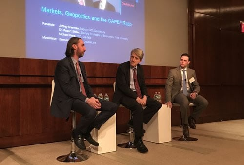 Michael Hans Participates in DoubleLine Capital Panel